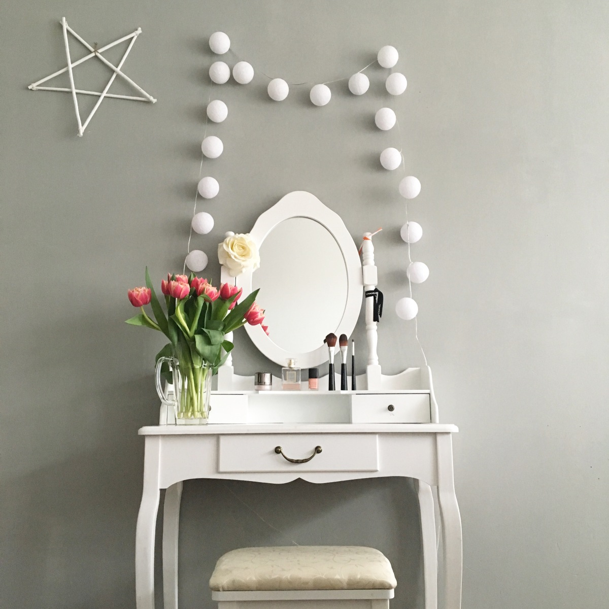 Verrassend Get your make-up dressoir organized | EK-82