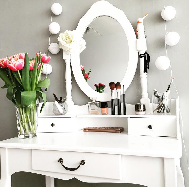 Nieuw Get your make-up dressoir organized | RB-12
